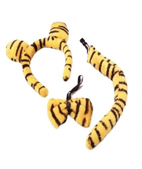 Conjunto Disfraz Tigre Accesorios (3...