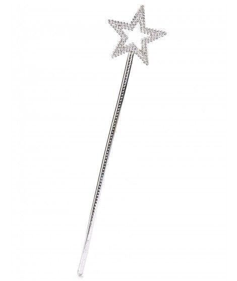 Varita Cetro de Estrella Princesa / Hada Accesorio