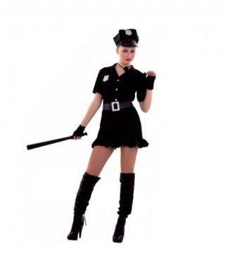 Disfraz Policía Mujer Carnaval