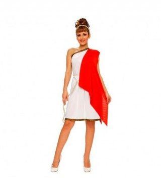 Disfraz Diosa Griega mujer adulto Carnaval