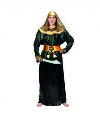 Disfraz Faraón Egipcio hombre adulto Carnaval