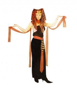 Disfraz Egipcia Fancy mujer adulto Carnaval