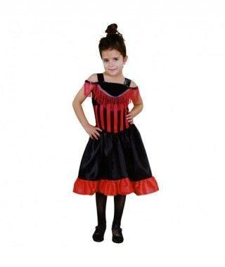 Disfraz Can Can niña infantil Carnaval