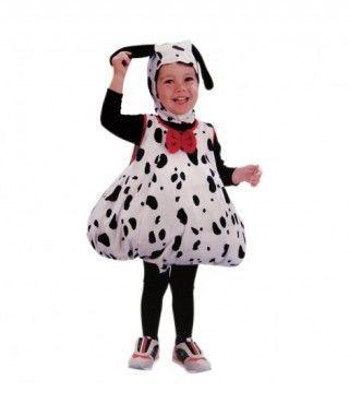 Disfraz Perrito Motas infantil infantil Carnaval