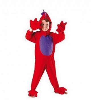 Disfraz Dragón Rojo infantil Carnaval