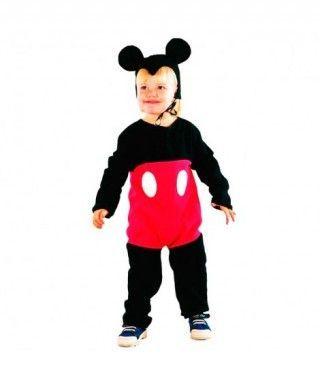 Disfraz Ratón Mickey infantil Carnaval