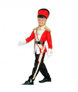 Disfraz Soldadito plomo niño infantil Carnaval