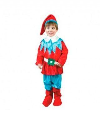 Disfraz Enanito Bosque niño infantil Carnaval