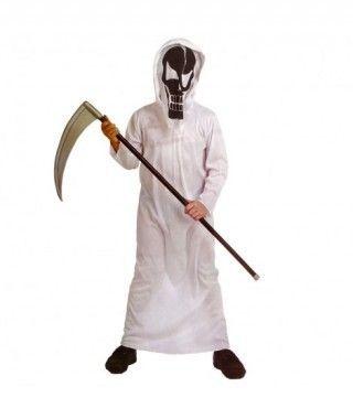 Disfraz Demonio blanco niño infantil Halloween