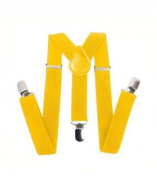 Tirantes Amarillos Accesorio