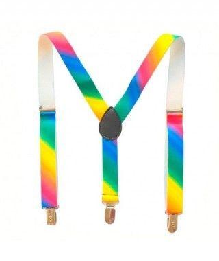 Tirantes Rainbow Accesorio Fiesta