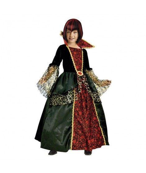 Disfraz Vampiresa Magic niña infantil para Halloween