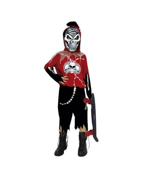 Disfraz Zombi skater niño infantil para Halloween
