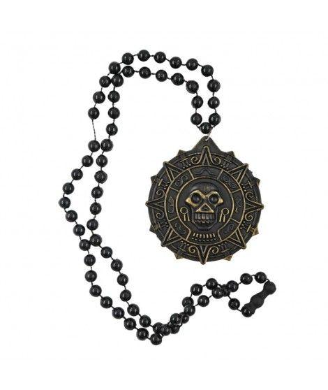Medallón Calavera Pirata