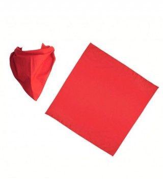 Pañuelo Rojo para peñas