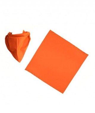 Pañuelo Naranja para peñas