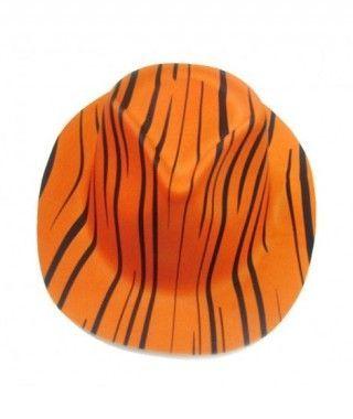 Sombrero Cowboy Tigre PVC