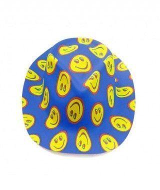 Sombrero Cowboy Smileys PVC