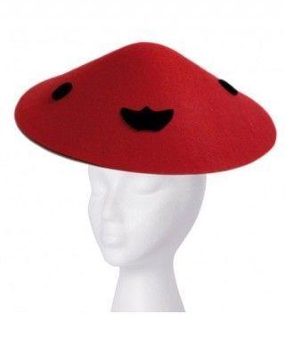 Sombrero Chino Rojo