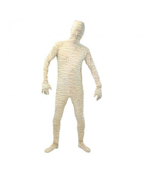 Disfraz Momia Segunda Piel Adulto Halloween