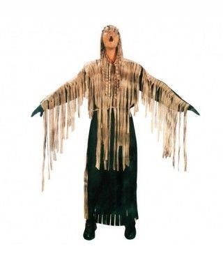 Disfraz Zombie momia para hombre
