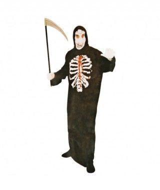 Disfraz Muerte Retro adulto Halloween