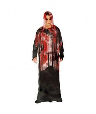 Disfraz Zombie sangriento para hombre
