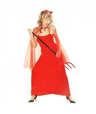 Disfraz Diablesa para mujer