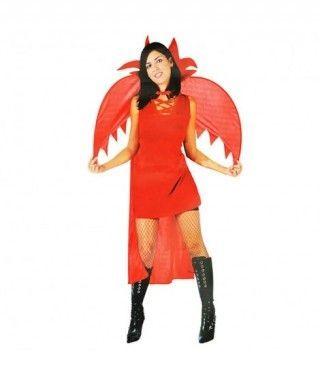 Disfraz Demonia Alas para mujer