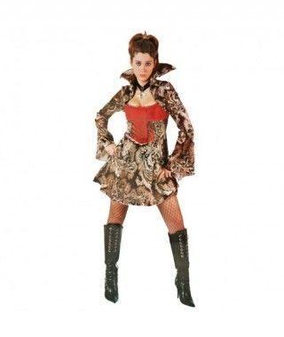 Disfraz Vampira Rococó para mujer
