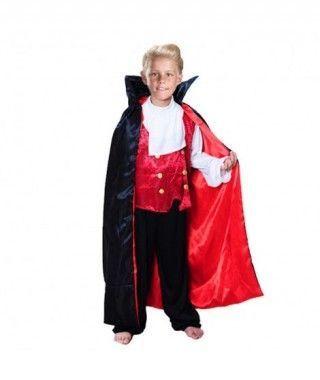 Disfraz Vampiro Justin para niño