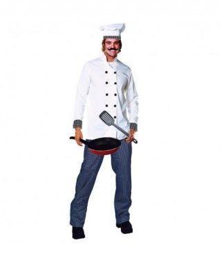 Disfraz Cocinero para hombre