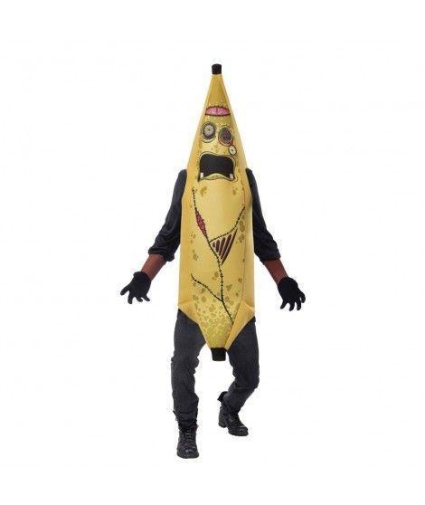 Disfraz Plátano Zombi adulto para Halloween