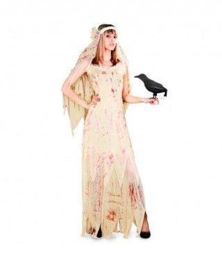Disfraz Novia Cadavérica para mujer