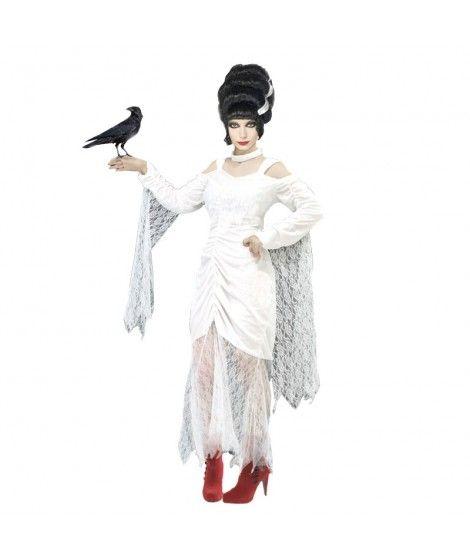 Disfraz Novia de Frankenstein mujer adulto para Halloween