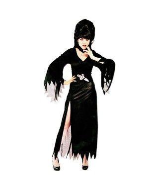 Disfraz Hija de la Oscuridad para mujer