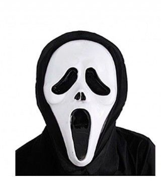 Máscara Scream PVC capucha