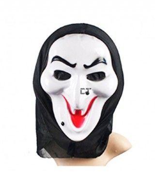Máscara Bruja PVC capucha