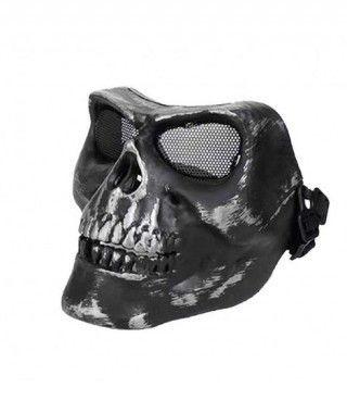 Máscara Calavera CS Metalizado