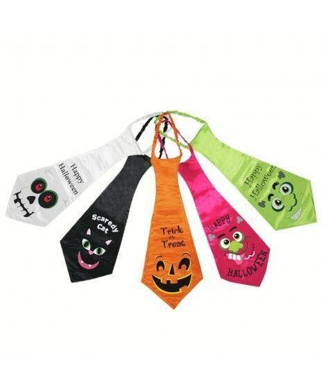 Corbata Gigante Halloween