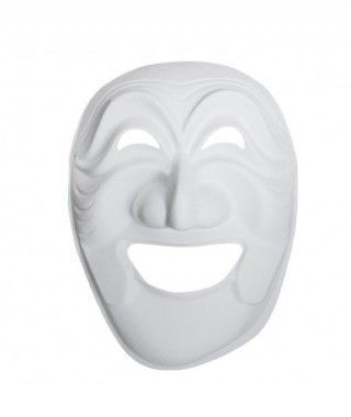 Máscara Brujo Cartón Manualidades