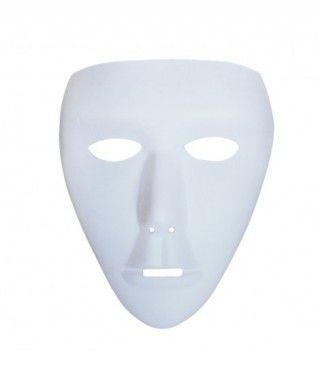 Máscara Dancer Cartón Manualidades