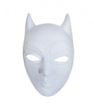 Máscara Batman Cartón Manualidades