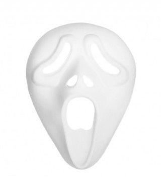 Máscara Scream Cartón Manualidades