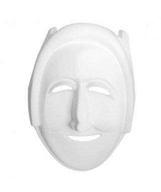 Máscara Bruja Cartón Manualidades