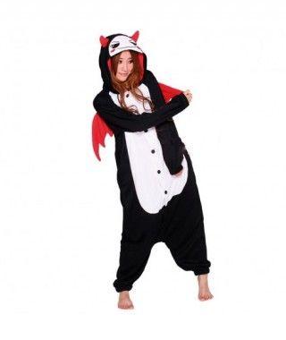Disfraz Demonio Pijama Kigurumi para adulto