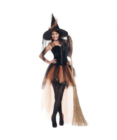 disfraces mujer bruja