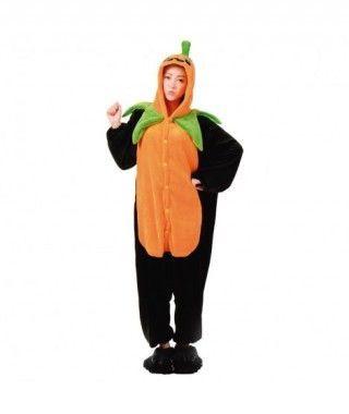Disfraz Calabaza Pijama Kigurumi para adulto