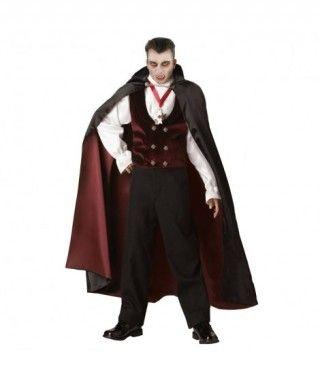 Disfraz Vampiro Granate para hombre