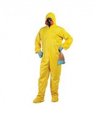 Disfraz Químico Bad para adulto